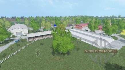 Maciejowice v5.1 для Farming Simulator 2015