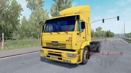 КᶏмАЗ 5460 для Euro Truck Simulator 2