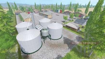 Sherwood Park для Farming Simulator 2015