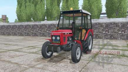 Zetor 7011 with weight для Farming Simulator 2017
