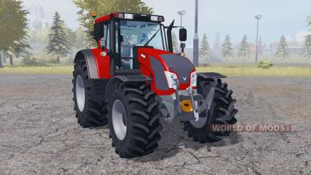 Valtra N163 double wheels для Farming Simulator 2013