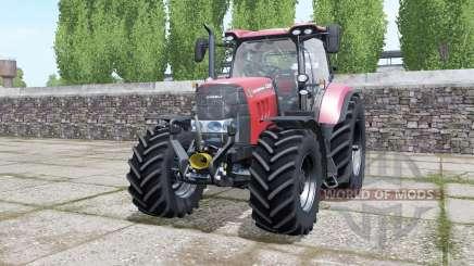 Case IH Puma 175 CVX design selection для Farming Simulator 2017