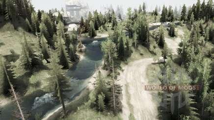 Siberian Express 2016 v2.0 для MudRunner