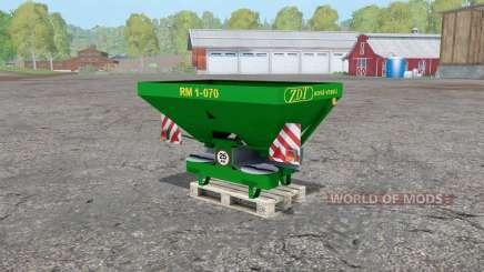 ZDT RM1-070 для Farming Simulator 2015