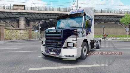 Scaniᶏ T113H 360 для Euro Truck Simulator 2
