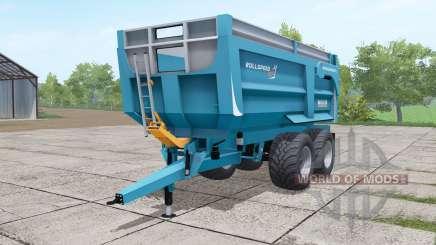 Rollᶏnd RollSpeed 5830 для Farming Simulator 2017