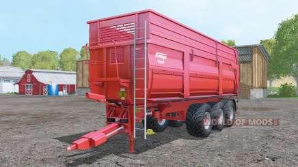 Krampe BBS 900 increased load capacity для Farming Simulator 2015