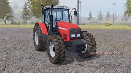 Massey Ferguson 6260 animated doors для Farming Simulator 2013
