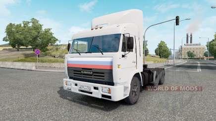КамАЗ 54115 Дальнобойщики для Euro Truck Simulator 2