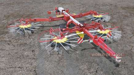 Pottinger Top 1252 attacher для Farming Simulator 2015