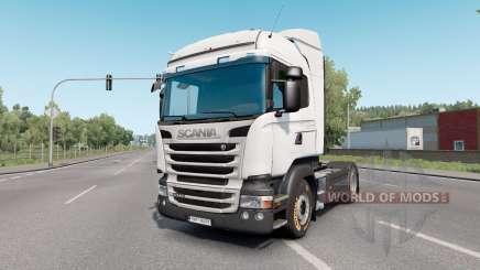 Scania G340 Streamline Highline cab для Euro Truck Simulator 2