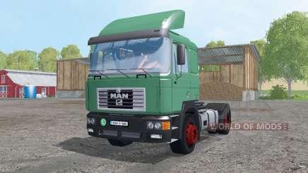 MAN F2000 19.414 1999 для Farming Simulator 2015