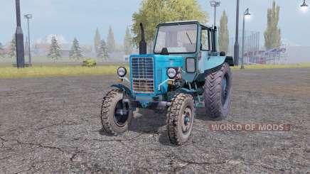 МТЗ 80 Беларус анимированные двери для Farming Simulator 2013