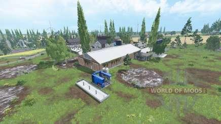 Breithausen для Farming Simulator 2015