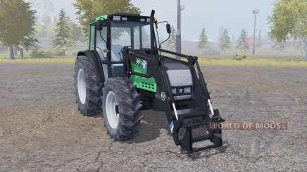 Valtra Valmet 6800 front loader для Farming Simulator 2013