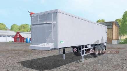 Kroger Agrꝍliner SRB3-35 для Farming Simulator 2015