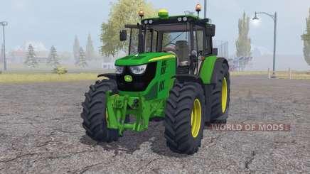 John Deere 6115M для Farming Simulator 2013
