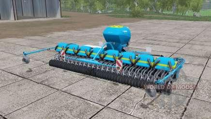 Lemken Azurit H v2.6 для Farming Simulator 2017