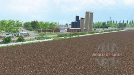 Frisian march v2.6 для Farming Simulator 2015