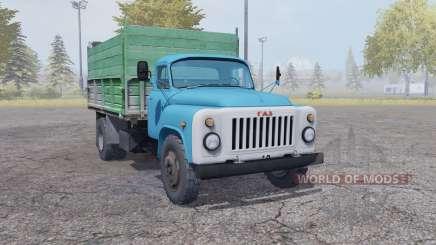 ГАЗ САЗ 3507 1983 для Farming Simulator 2013