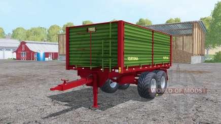 Førtuna FTD 150 для Farming Simulator 2015