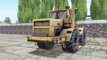 Кировец К-700А светодиодная панель для Farming Simulator 2017