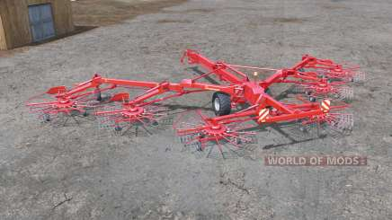 Pottinger Swadro 2000 retexture для Farming Simulator 2015