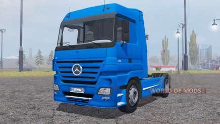 Mercedes-Benz Actros 1860 (MP2) 2005 для Farming Simulator 2013
