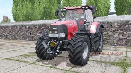 Case IH Pumᶏ 185 CVX new lights для Farming Simulator 2017