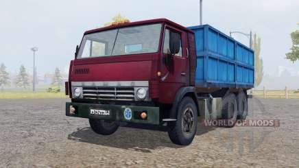 КамАЗ 5320 с прицепом ГКБ 8350 для Farming Simulator 2013