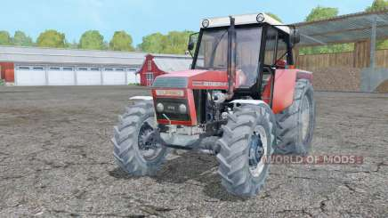 Zetor 10145 Turbo animated element для Farming Simulator 2015