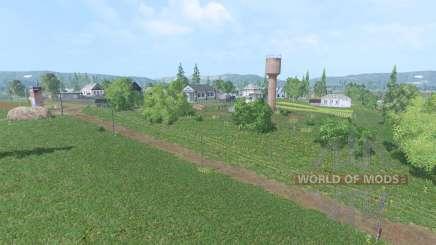 Простоквашино v1.1 для Farming Simulator 2015