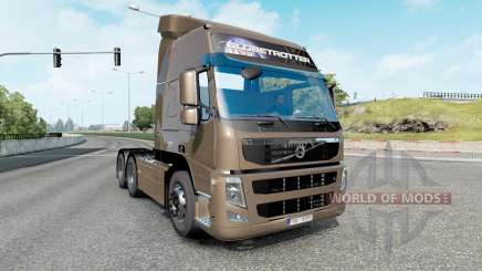 Volvo FM 460 Globetrotter 2010 для Euro Truck Simulator 2