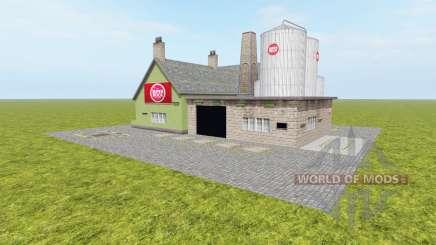 Brewery Super Bock для Farming Simulator 2017