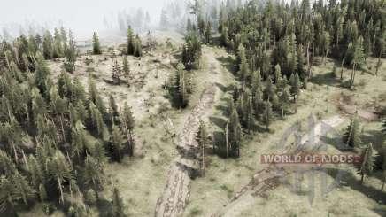 Wild Country для MudRunner
