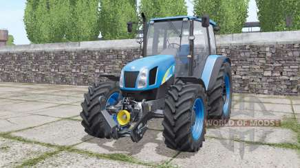 New Holland T5030 moving elements для Farming Simulator 2017