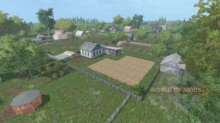 Средняя полоса России v2.1 для Farming Simulator 2015