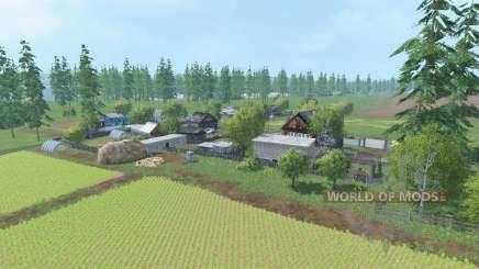 Высокий берег для Farming Simulator 2015