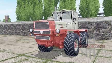 Т-150К выбор окраса для Farming Simulator 2017