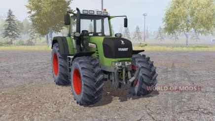 Fendt 930 Vario TMS manual ignition для Farming Simulator 2013