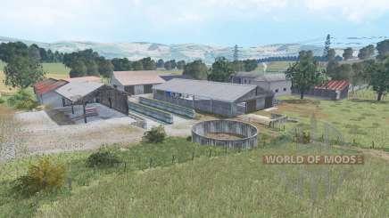 The Old Stream Farm v1.2 для Farming Simulator 2015