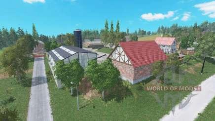 Hof Bergmann v2.0 для Farming Simulator 2015