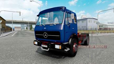 Mercedes-Benz 1632 (Br.387) 1973 для Euro Truck Simulator 2