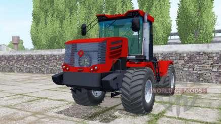 Кировец К-744Р4 спаренные колёса для Farming Simulator 2017