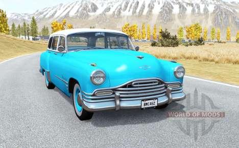 Burnside Special wagon v1.0.13 для BeamNG Drive