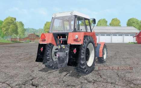 Zetor 16145 Turbo moving elements для Farming Simulator 2015