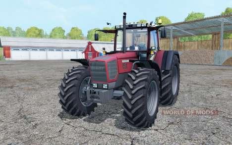 Fendt Favorit 822 Turboshift extra weights для Farming Simulator 2015