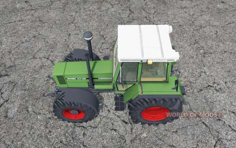 Fendt Favorit 615 LSA Turbomatik working mirrors для Farming Simulator 2015