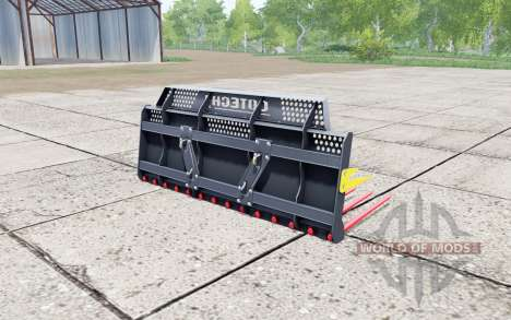 Cotech FE-108 для Farming Simulator 2017