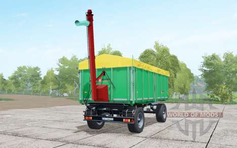 Krogeᶉ HKD 302 overload для Farming Simulator 2017
